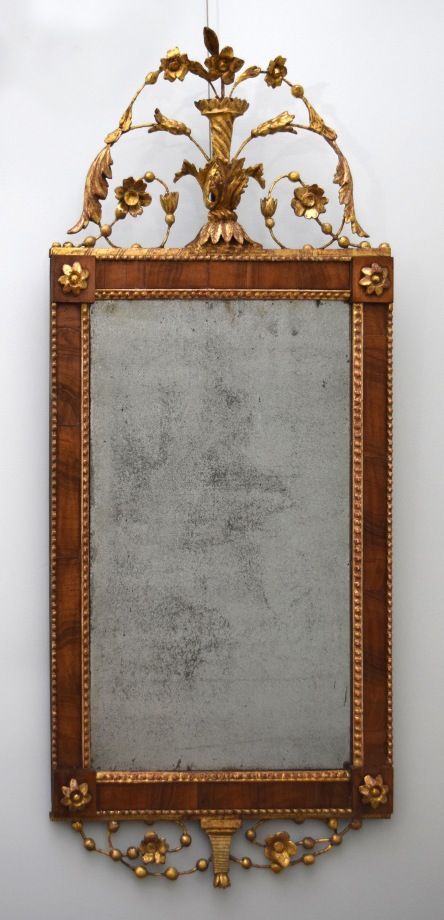 Mirror front